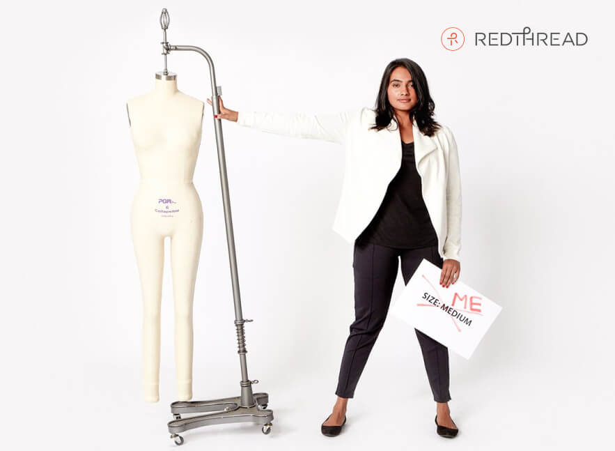 Redthread reduced return rate thanks to 3DLOOK