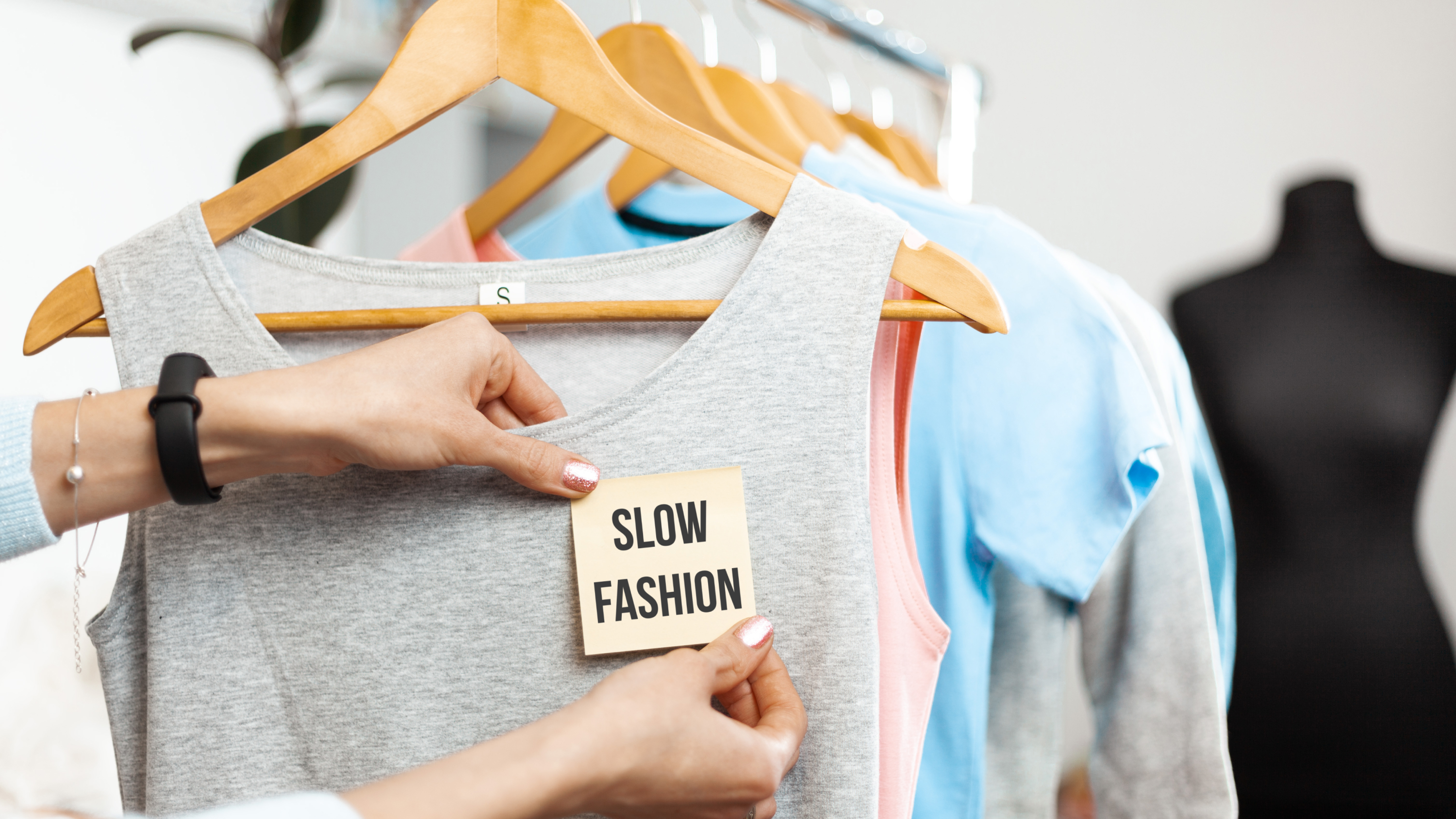 slow fashion as a new trend