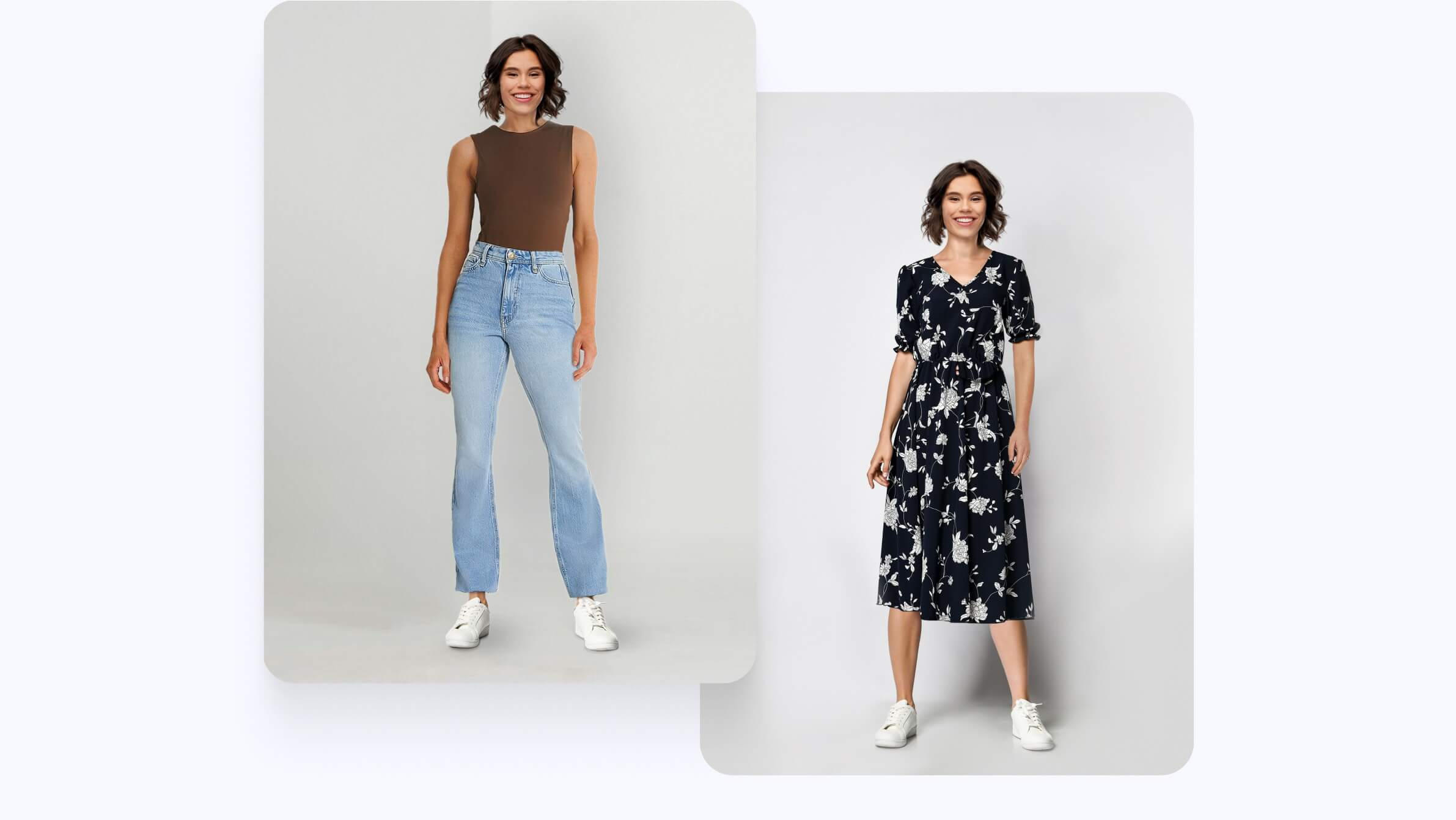 The power of a virtual dressing