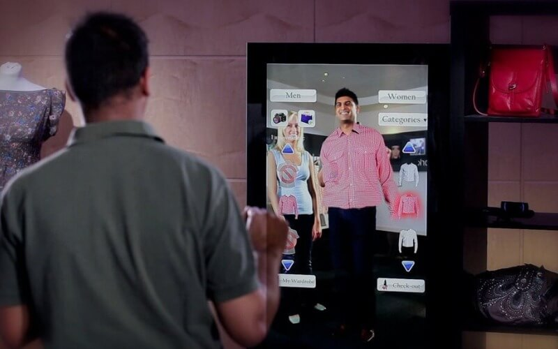 try on clothes virtually